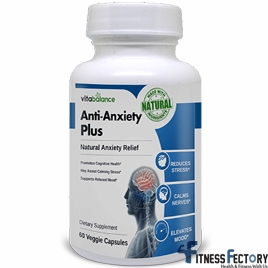 Anti-Anxiety Plus 1 bottle