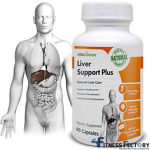 Liver Support Plus bottle