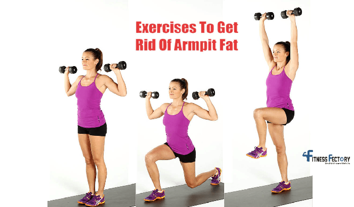 Exercise for triceps or underarms