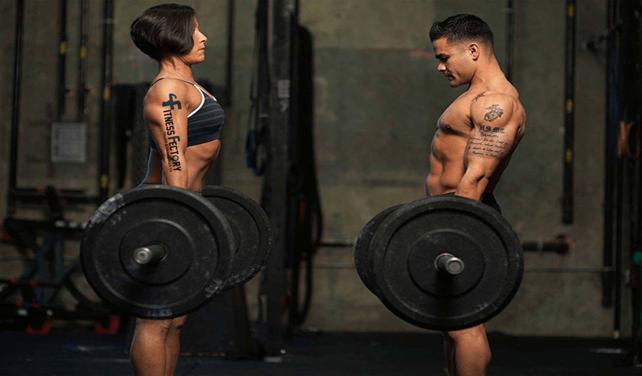 Increase Volume and not just weights