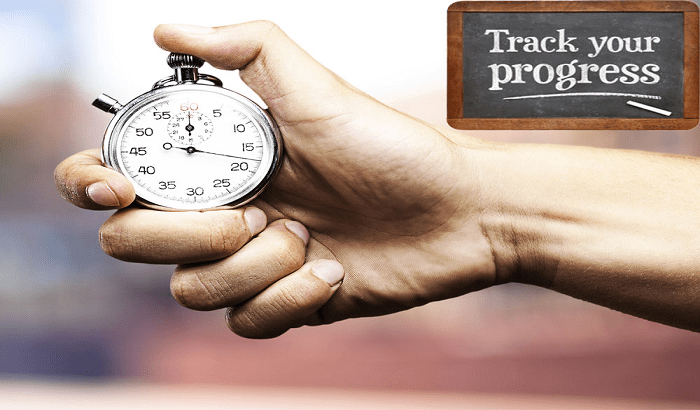 Keep a track of your workout