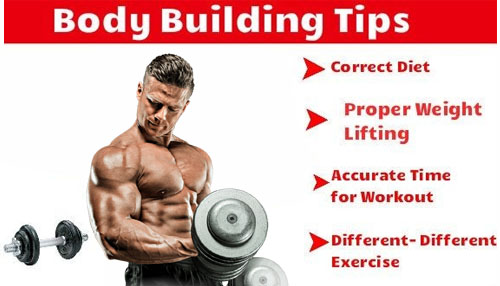 Basic Bodybuilding Tips