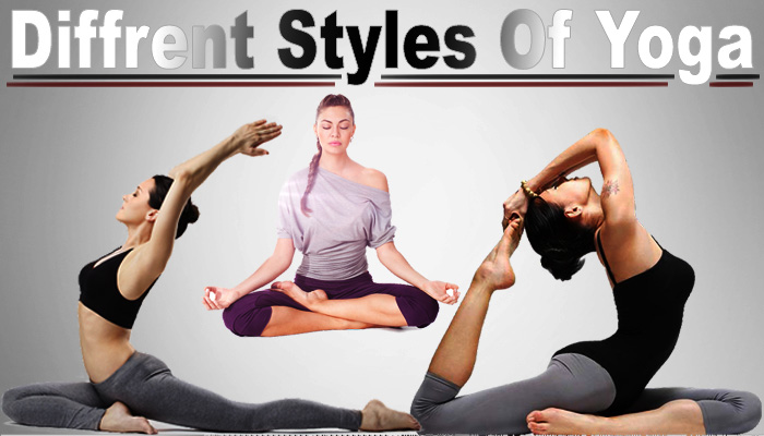 Different Styles and Benefits of yoga