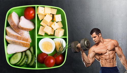 How Many Grams of Protein A day to build Muscles