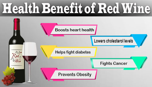 RED WINE AND ITS BENEFITS