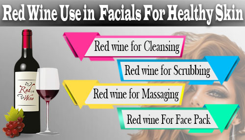 RED WINE AND ITS SKIN BENEFITS