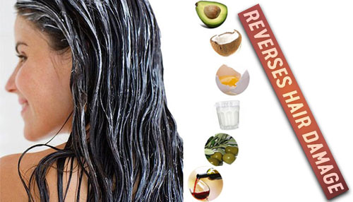 Damage Repair for Your Hair