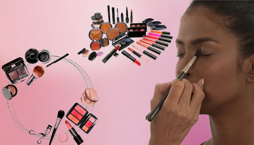 Choose your make up kit as per the occasion