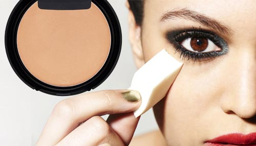 Face powder mistakes