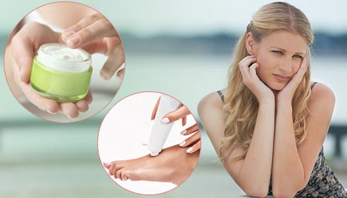 Use moisturizer to make your skin softer