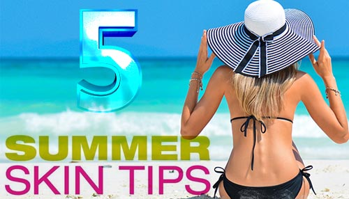 5 Important Things To Follow In Summer For A Healthy Skin