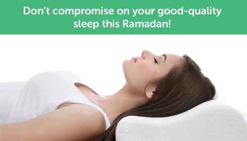 Don't Compromise With Your Sleep!