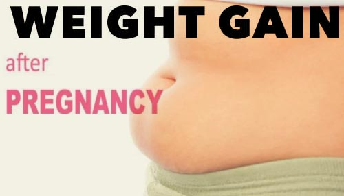 Reasons Why Most Of The Women Gain Weight After Pregnancy