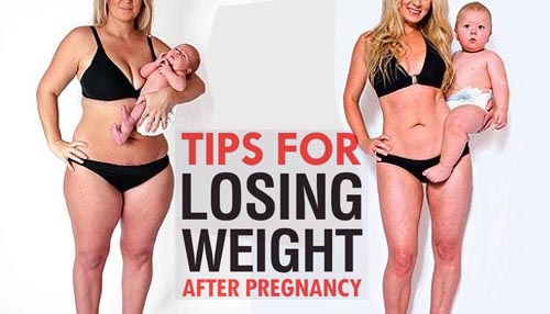 Useful Weight Loss Tips For Women After Pregnancy