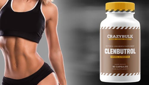 Clenbuterol(Crazy Bulk) Fat burner