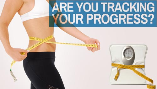 Track your weight loss progress