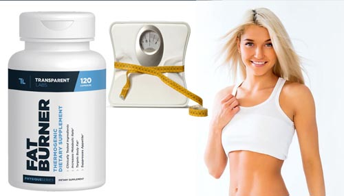 Transparent Lab fat burner